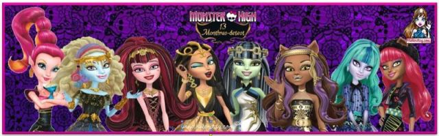 Monster High 13 Monstruo-Deseos