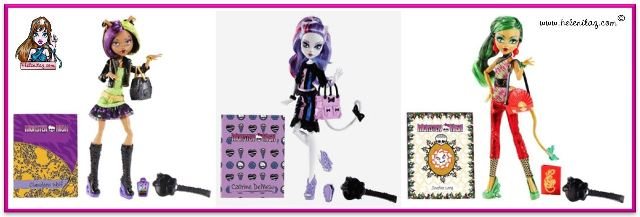 Monster High Scare Mester