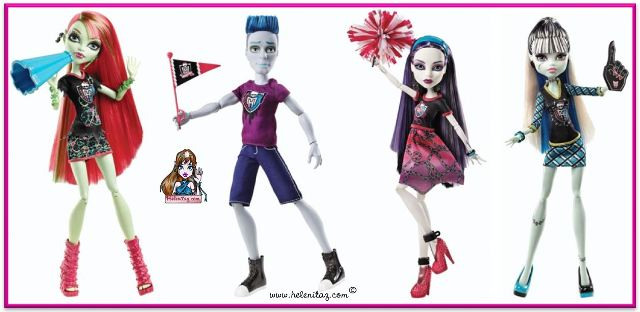 Monster High Ghoul Spirit Wave 3