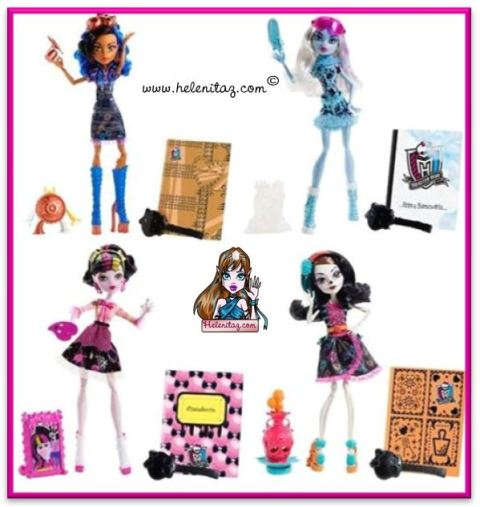 Monster High Art Class
