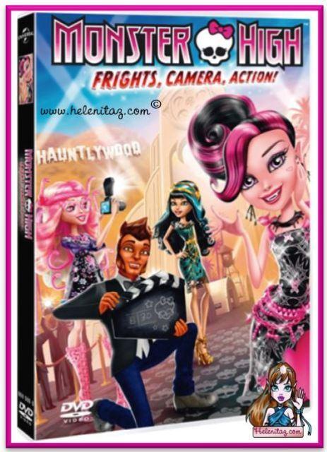 Frights, Camera, Action!