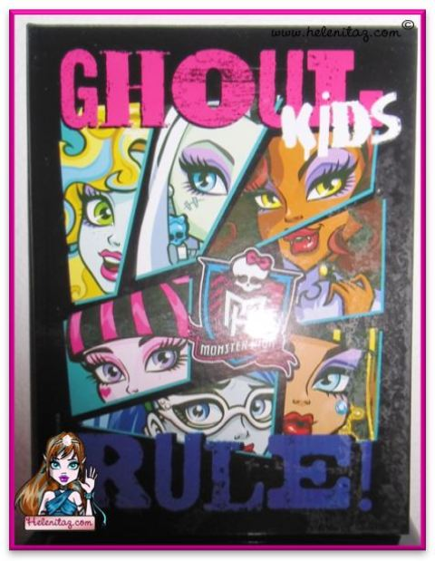 Obsequio Revista Monster High 29
