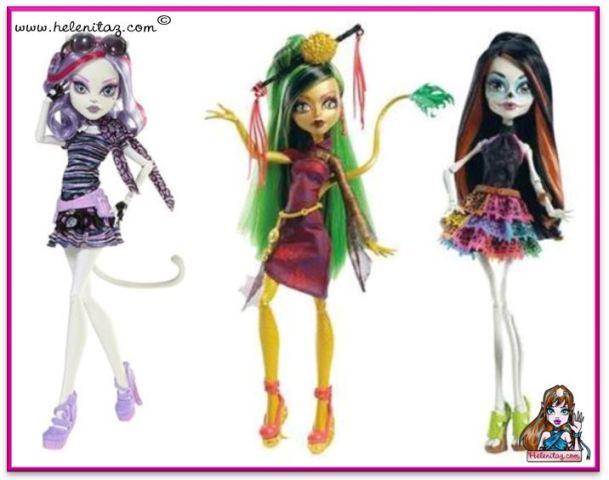 Scaris Dolls