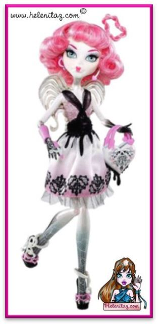 C.A. Cupid Monster High Doll