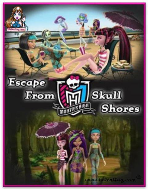 Escape From Skull Shores