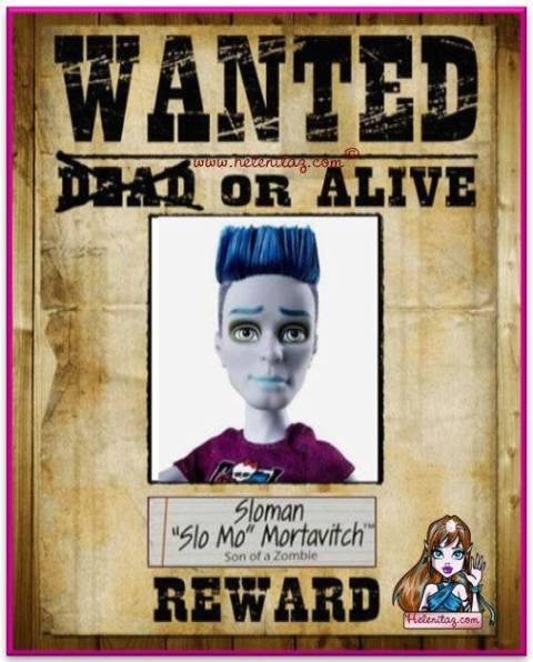 Se busca... vivo o zombie !!!