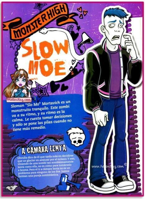 Slow Moe, el chico de moda.