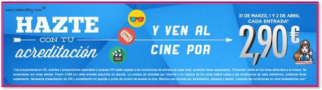 Fiesta del Cine - España 2014