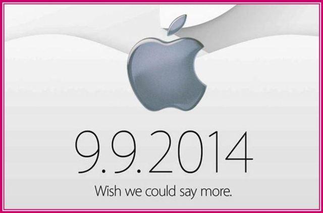 Key Note Apple 2014