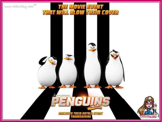 Los Pingüinos de Madagascar, La Película