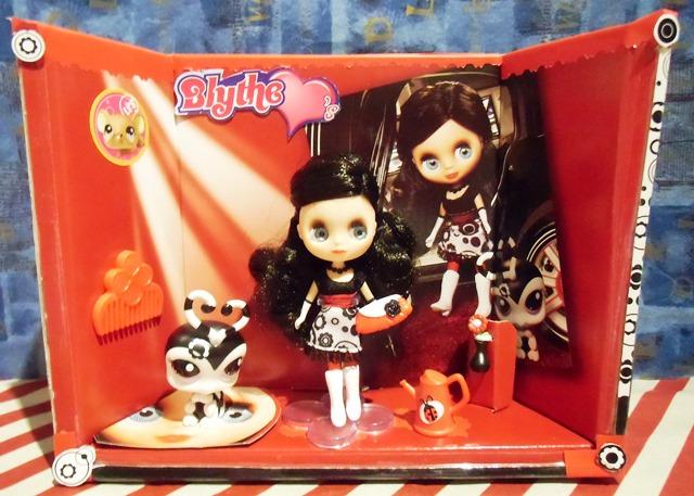 Blythe Pet Shop