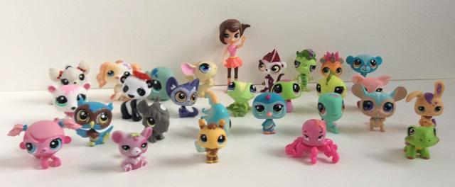 Mi colección de  Littlest Pet Shop