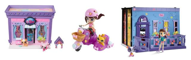 Productos Littlest Pet Shop