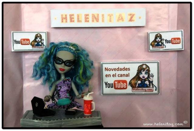 Ghoulia - Helenitaz