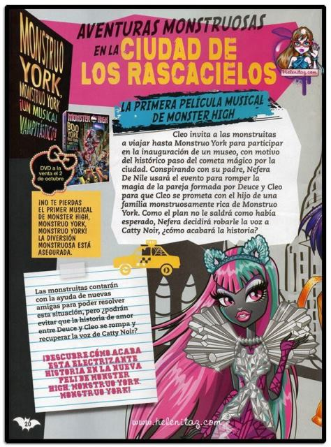 Revista Monster High 43 - España