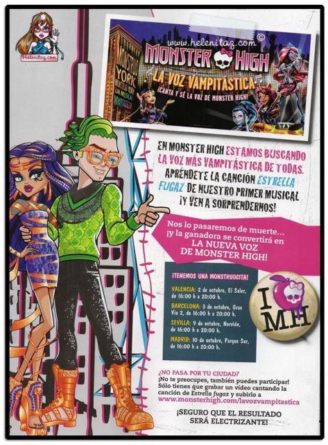 Concurso La Voz Vampitástica - helenitaz