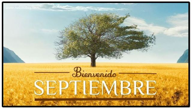 Helenitaz - Bienvenido Septiembre