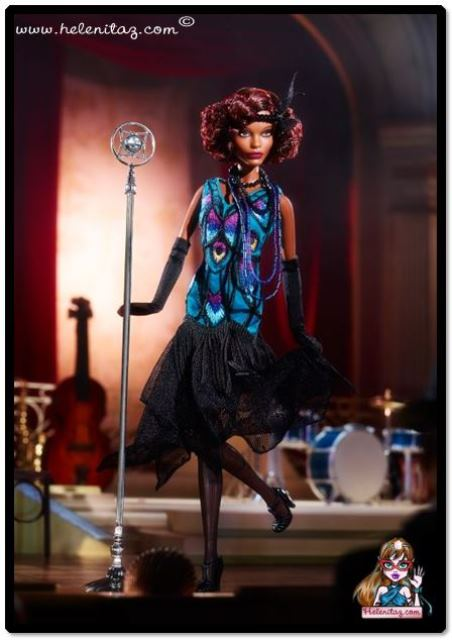 Claudette Gordon ™ Barbie Doll