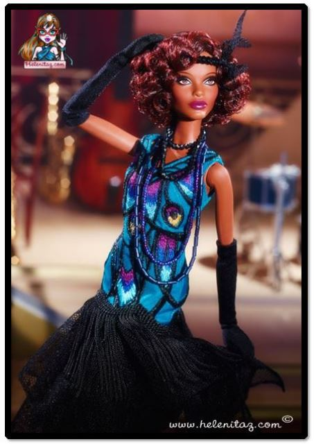 Claudette Gordon ™ The Barbie Collection (2)