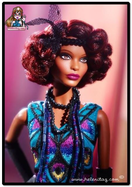 Claudette Gordon ™ The Barbie Collection (4)