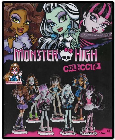 Monster book - Helenitaz