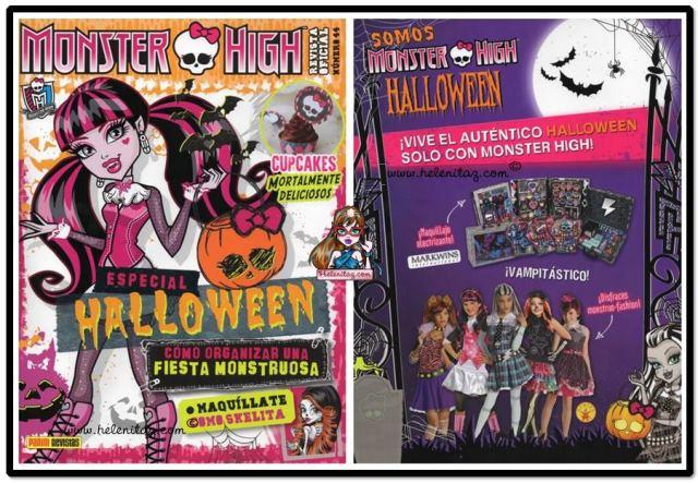 Monster High Revista 44