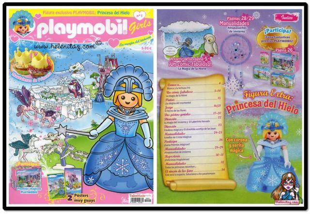 Playmobil Girls Revista 1