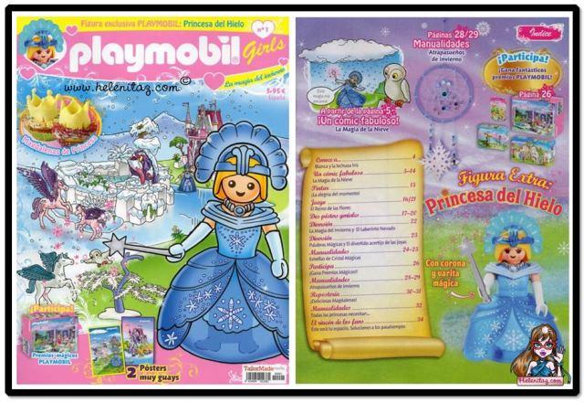 Playmobil Girls Revista 1