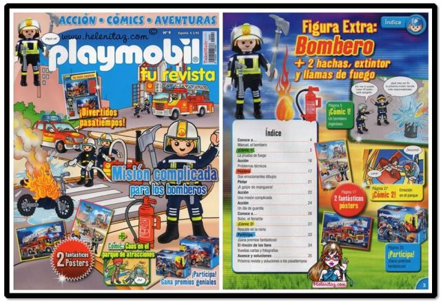 Playmobil oficial - Revista 9