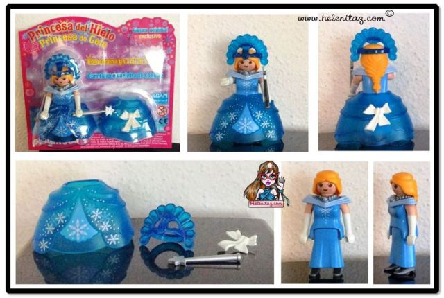 Princesa del Hielo Playmobil Girls Revista 1