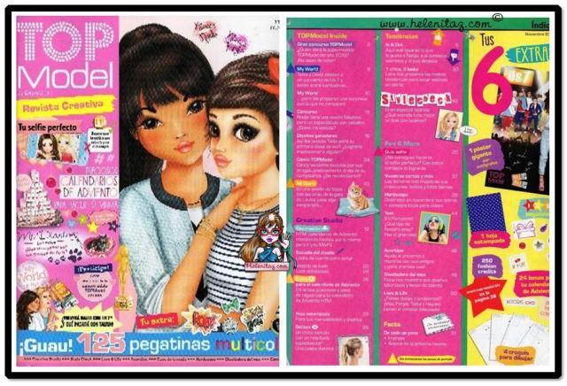 Top Model - Revista Nov-15