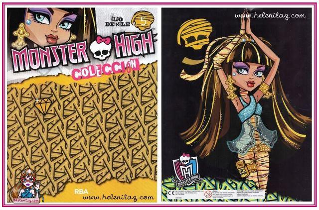 Cleo DeNile - Monster Book 5
