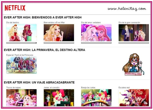 Netflix EAH