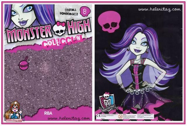 Spectra - Monster Book 8