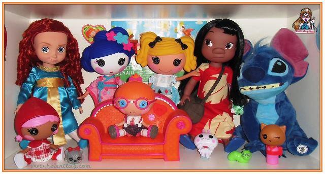 Colección Disney Animators Helenitaz