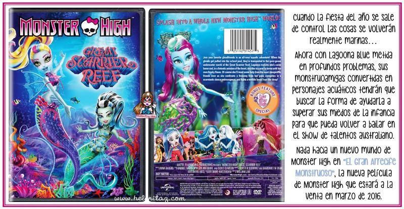 Great Scarrier Reef DVD