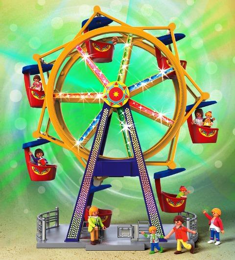 Noria Playmobil