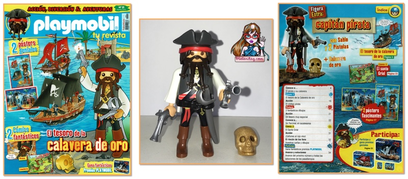 Revista Playmobil 21